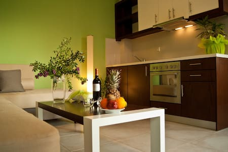 One bedroom suite - Esthisis suites - Platanias - Boutique-hôtel