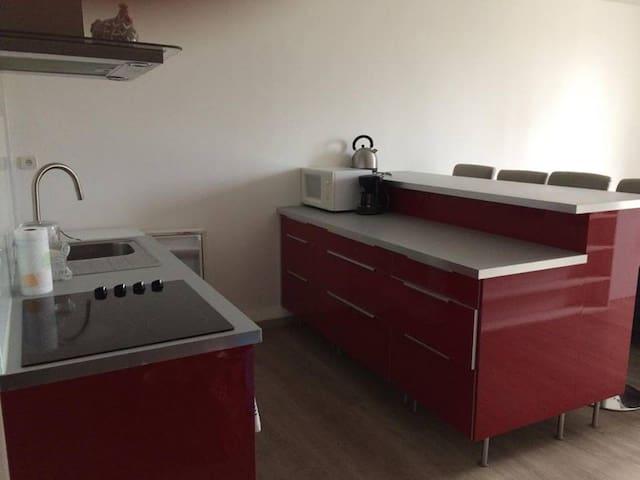 Appartement meublé de 39,76 m², centre Vernaison - Vernaison - Huoneisto