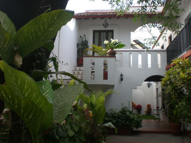 Very nice apartments in Oaxaca..