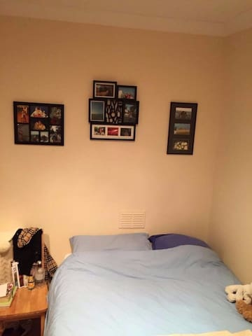 Cosy double room in NottingHill & a small garden - London - Apartment