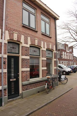 Verdieping op 5min. van het centrum - Zwolle - Hus