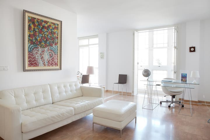 Ideal,cozy, luminous  centre flat. - Cartagena - Apartment