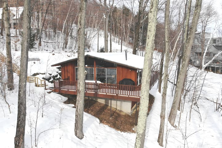 Trailside Ski In Out Classic 1963 Chalet Remodeled