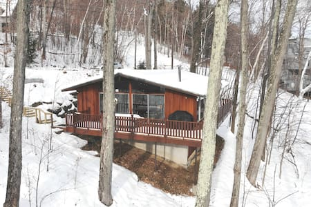 NOW OPEN Trailside Ski In Out Classic 1963 Chalet