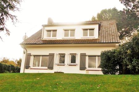 Charmante villa avec jardin - Cucq - Hus