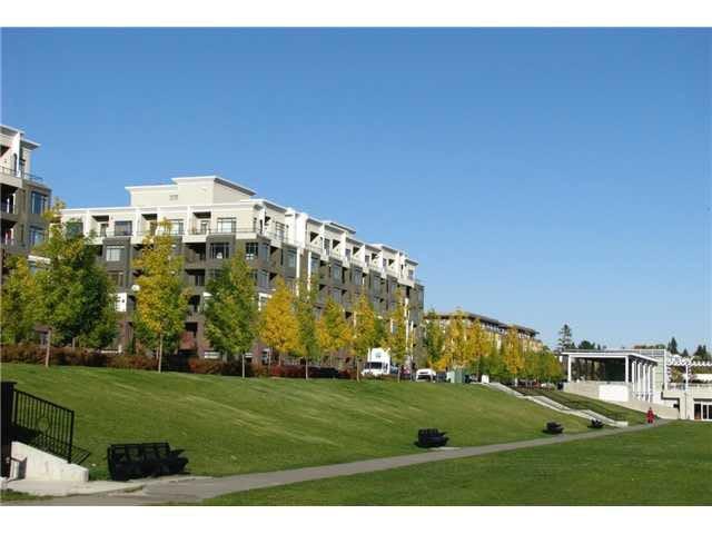Central Calgary Condo with Parking