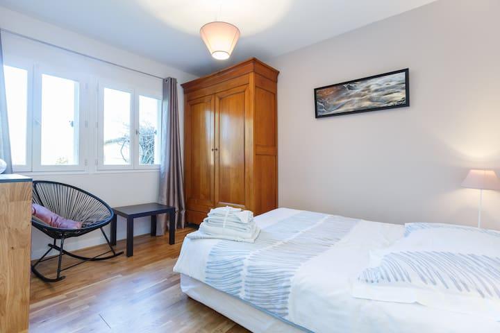 Room with a nice garden - Saint-Germain-en-Laye - House