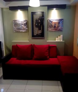 Cozy place to relax with 3BR and fully furnished.