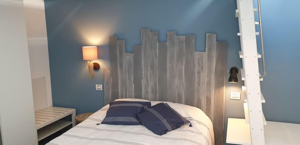 B&B 150 Lato Mare - BLUE ROOM