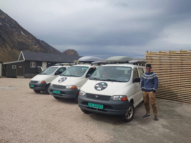 .The best arctic cars in Norway - Wagon 002