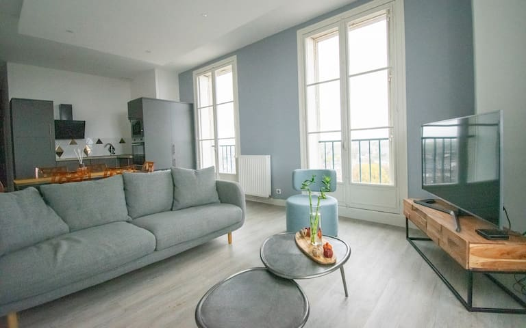 Appartement moderne Tour Perret
