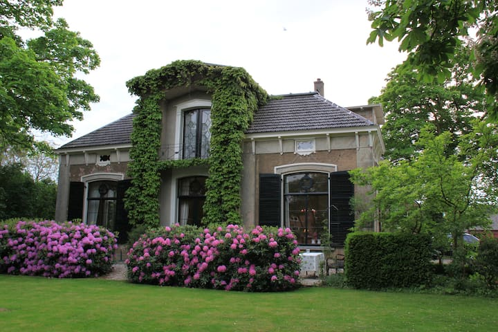 B&B Depastorij in Etten ,Holland - Etten - Bed & Breakfast