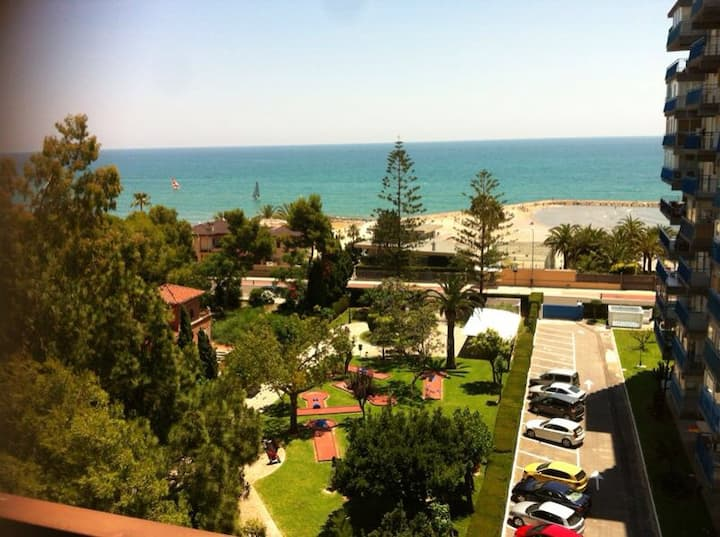 Benicassim and...the sea!