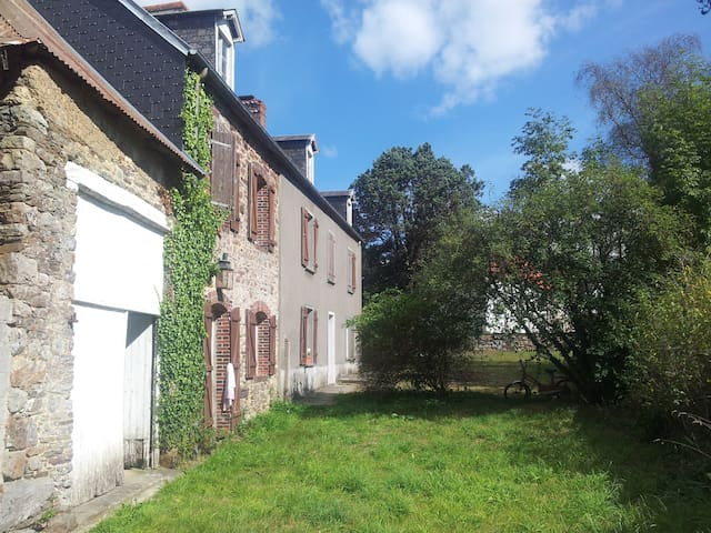 Charming countryside home Normandy  - Montpinchon - Talo