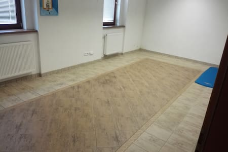 A big room in a small house - Beroun - Huis