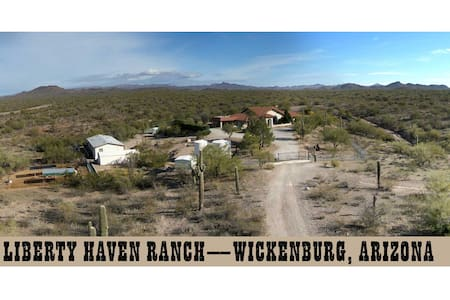 Secluded Ranch in Gold Country - Morristown
