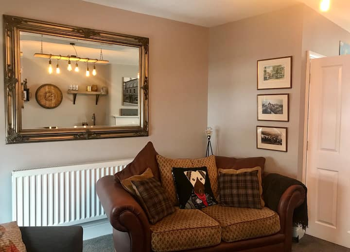 ⭐️The Morpeth Apartment in the centre of town⭐️