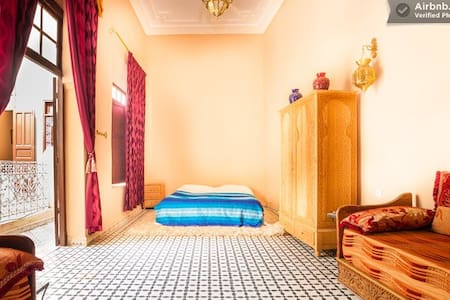 Chic room for rent in a riad! - Fès