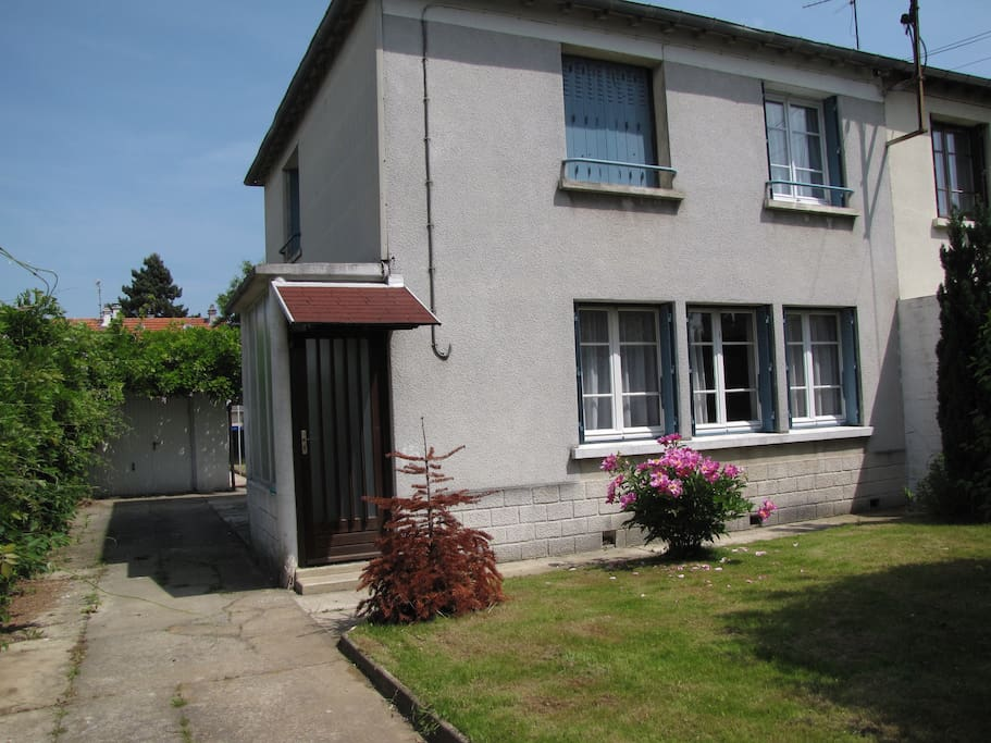 Maison meublee 5mns d 39 orly 15 mns de paris maisons for Maison d en france ile de france