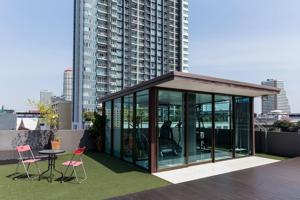 방콕 아파트먼트 1베드룸 210 - 방콕의 아파트에서 살아보기 ...