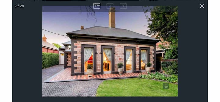 Envious North Adelaide location! Privacy assured.