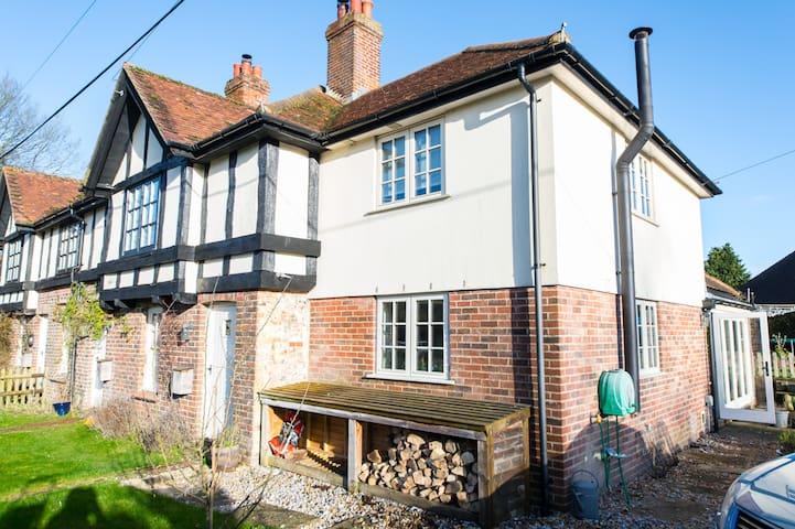 Victorian cottage ideal for cosy family Christmas