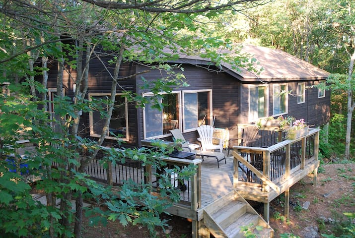 Your Ideal Muskoka cottage!