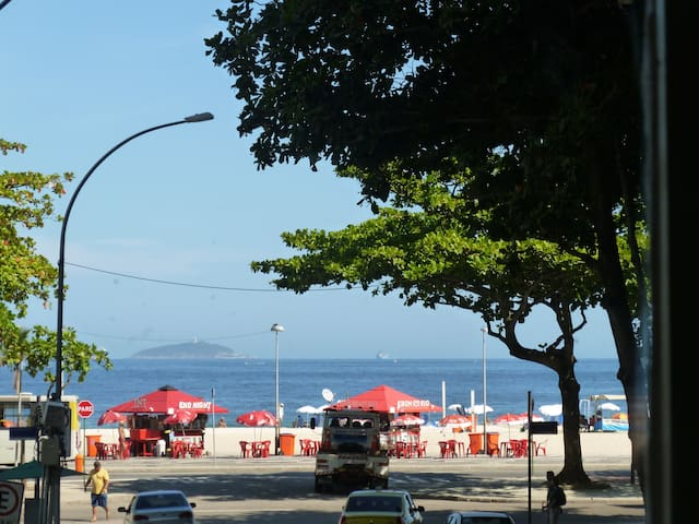 COPACABANA - LEME Ocean view - Rio - Flat