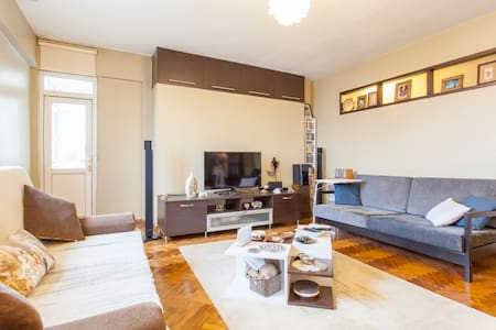 SEA , AIRPORT, MARINE , AVM'S - Istanbul - Appartement