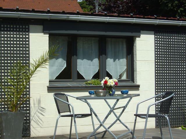 """Villa """"pomme de pin"""" - Saint-Amand-les-Eaux - Talo"""