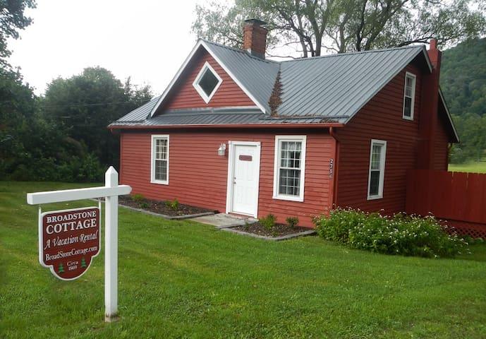 Broadstone Cottage - Banner Elk - Casa
