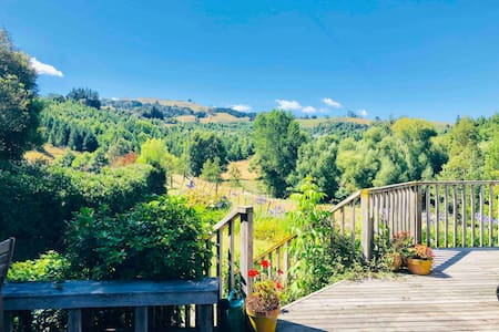 Rural outlook in the heart of Havelock North