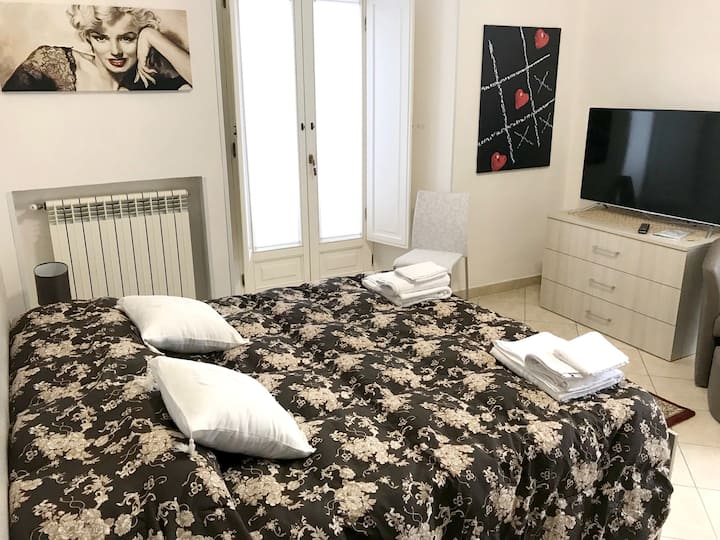 Apartment with 2 bedrooms in Catanzaro, with wonderful city view and WiFi