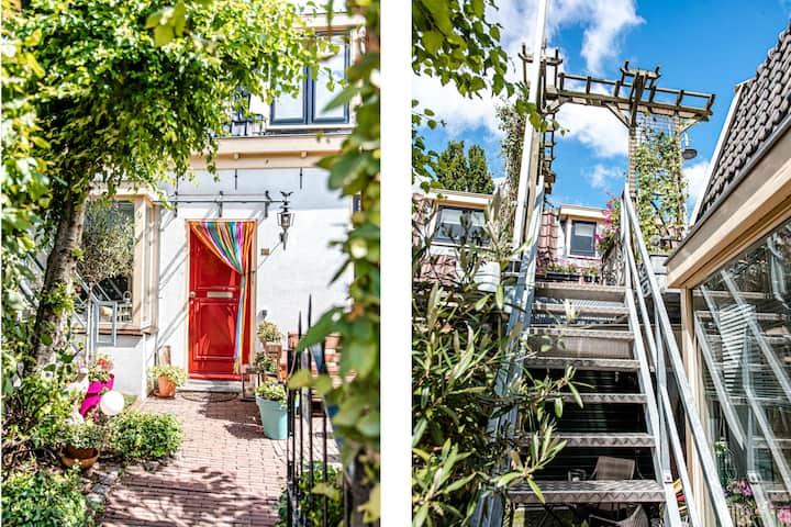 Bollenstreek, Keukenhof, Duinen & Strand.