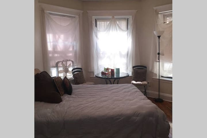 Spacious studio in Fenway - Boston - Apartment