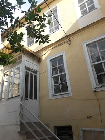 BLUEDOOR, Old city center,IZMIR