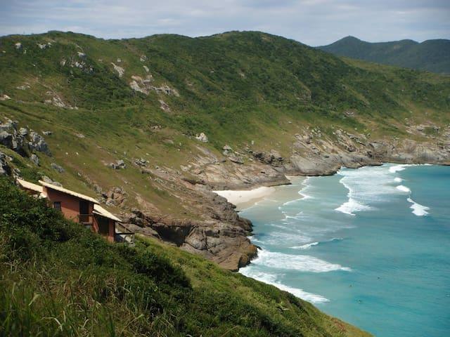 Casa no paraíso - ESPETACULAR - Arraial do Cabo