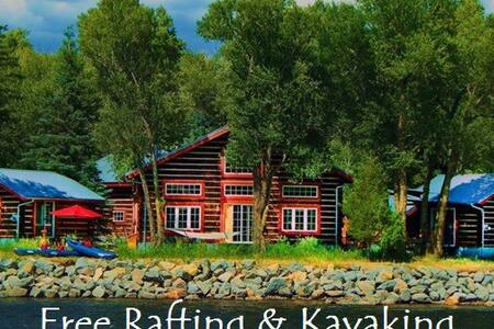 Riverside Meadows Guest Cabin - South Fork