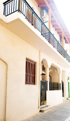 Mat Old Town Studio ΣΤΗΝ  ΚΑΡΔΙΑ ΤΗΣ ΠΑΛΑΙΑΣ ΠΟΛΗΣ