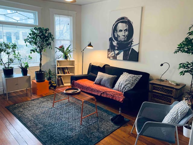 Fun West Village Home with a Secret Room