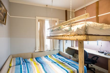 Auto ceiling bed - Pascoe Vale South - 独立屋