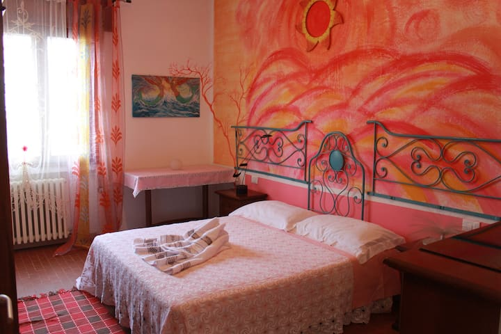Terrazze dell'artista - Saletto - Bed & Breakfast