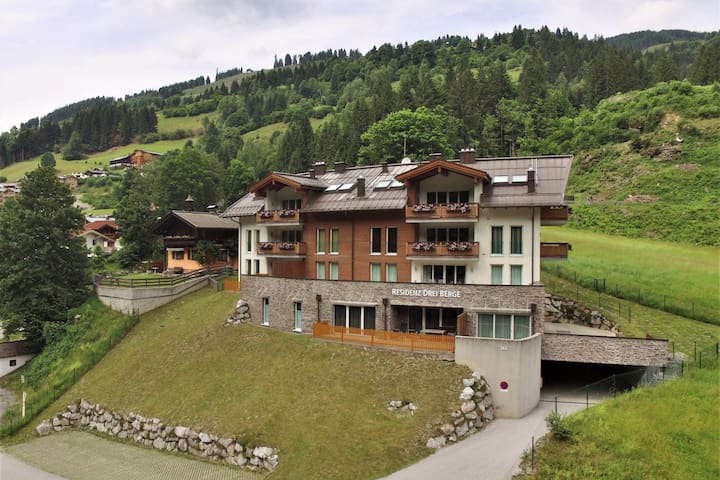 Modern Apartment in Saalbach-Hinterglemm near Ski Aea