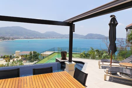 LUXURY VILLA SEA VIEW-PRIVATE POOL