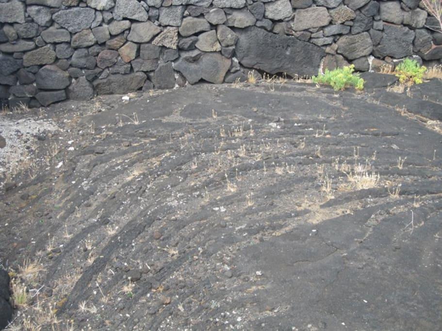 lava encordoada