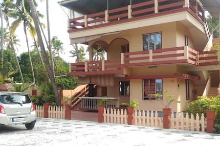 Beach faced Rooms in kochi,low cost - cherai, ernakulam district