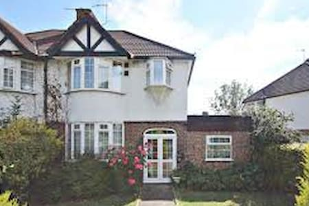 Large double room in West Ealing - London - House