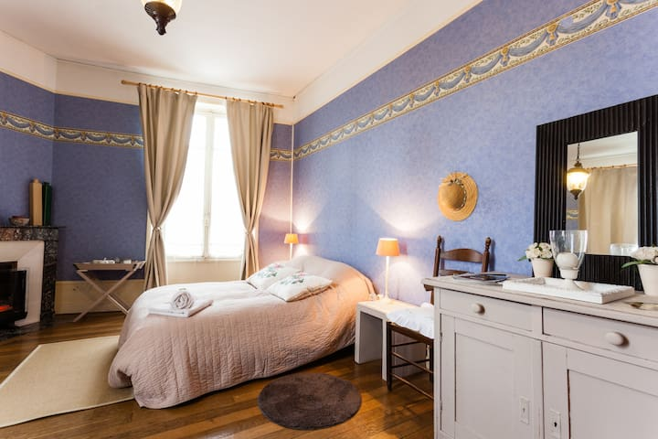 B&B de La Grange aux Couleurs - Hermonville - Bed & Breakfast