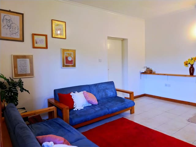 Amba, Cozy apartment near Nairobi National Park