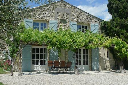 Gîte coté sud au coeur de la Provence à Clansayes - Clansayes - Hus